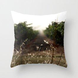 breezy Throw Pillow