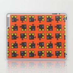 camera 01 pattern Laptop & iPad Skin
