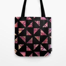 Geometric Shapes: Triangles 03 Tote Bag