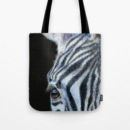 Zebra Detail Tote Bag