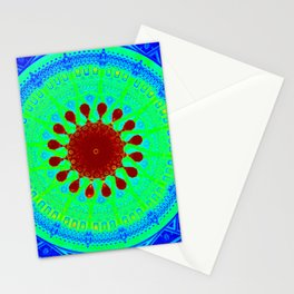 Thermal art 011 Stationery Cards