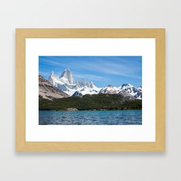 Fitz Roy Framed Art Print
