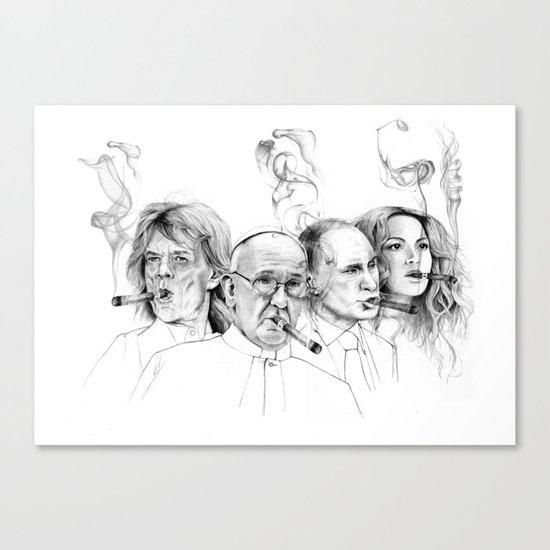 Kuba Canvas Print
