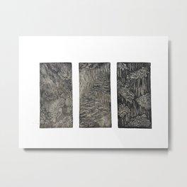 Fungal Studies Metal Print