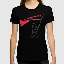 Les miz - to freedom T-shirt