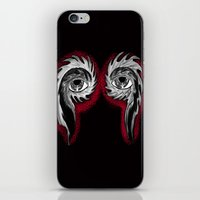 tool iPhone & iPod Skins featuring Tool Aura by SnowVampire