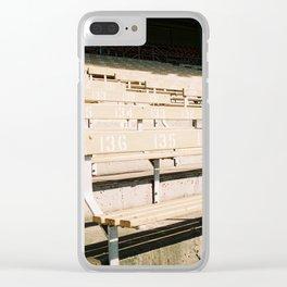 Bleachers Clear iPhone Case