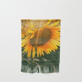 summer in the fields Wall Hanging