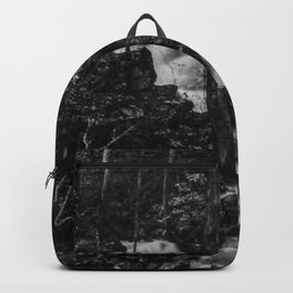 Forest Waterfalls, Great Smoky Mountains Backpack