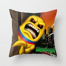 Spyüngo! #1 Throw Pillow