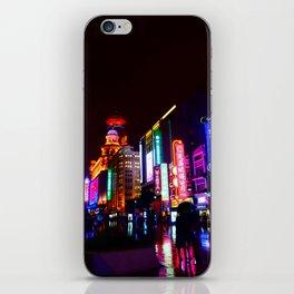 Shanghai 一 iPhone Skin