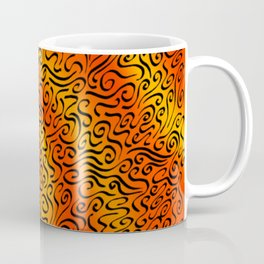 Sunset Swirls Coffee Mug