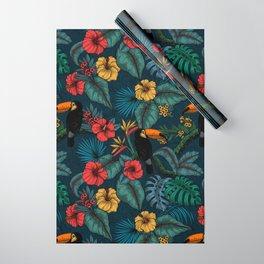 Tropical garden 2 Wrapping Paper