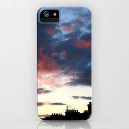 Tenement Sunset  iPhone Case
