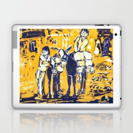 Down Mexico Way         by Kay Lipton Laptop & iPad Skin