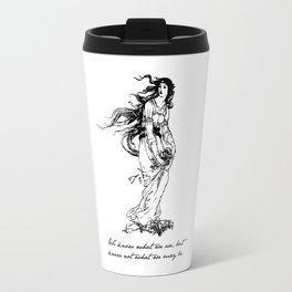 Hamlet - Ophelia - William Shakespeare Travel Mug