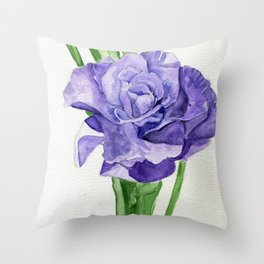 A Girl Named Varinka Throw Pillow