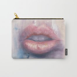 Luscious Lips Carry-All Pouch
