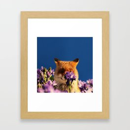 sweet but physco. Framed Art Print