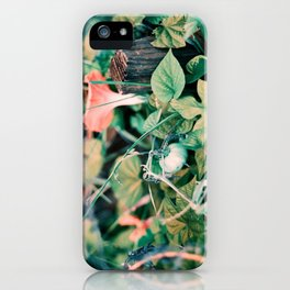 Fairy Vegetable Garden iPhone Case