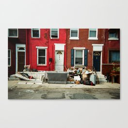 YOU KNOW YOURE IN Canvas Print