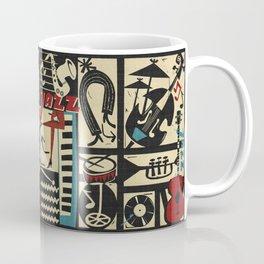Jazzz Coffee Mug
