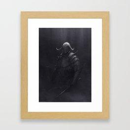 Silver Lord  Framed Art Print