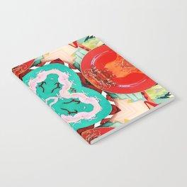 Plate No.1 Notebook