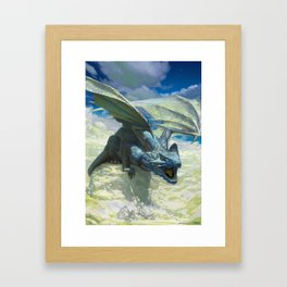 Sulfren Framed Art Print