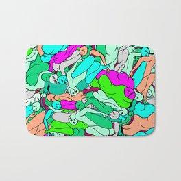 Sleepy Heads - Emerald Green Bath Mat