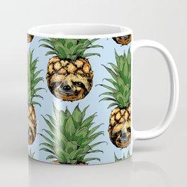 Pineapple Sloth Coffee Mug