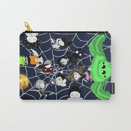 Lilwickidz Spiderweb Poster Carry-All Pouch