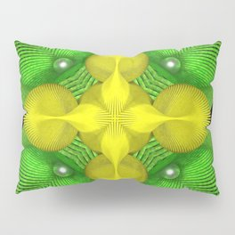 Quad Pod Pillow Sham