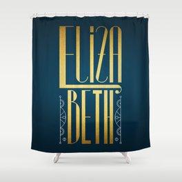Elizabeth Shower Curtain