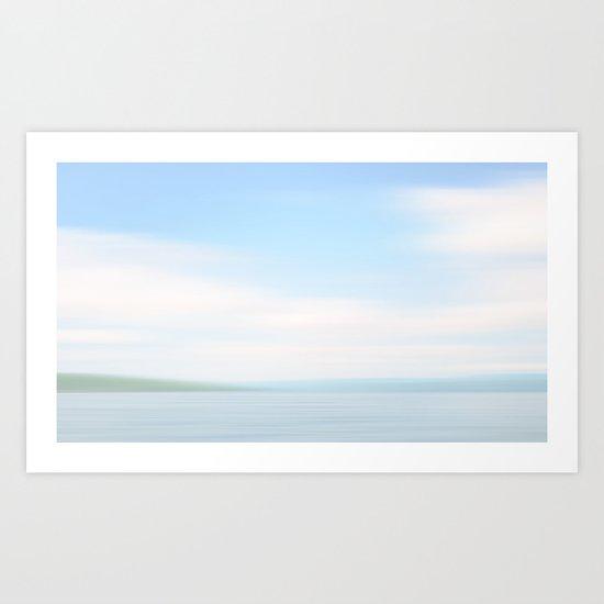 Canandaigua Lake 70812 2 Art Print