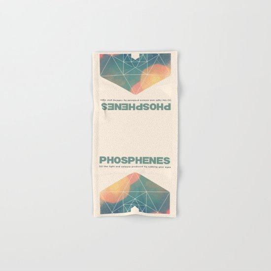 Phosphenes Hand & Bath Towel