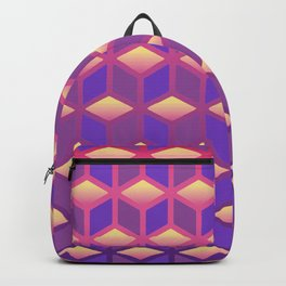Gradient Cubes Backpack