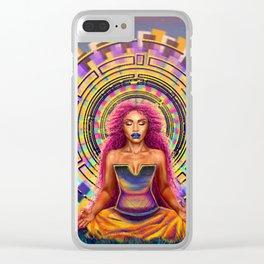 Soul Clear iPhone Case