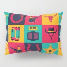 Grandpa loves western Pillow Sham