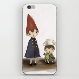 Wirt and Greg  iPhone Skin