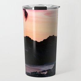Paako Beach Sunset Jewels Travel Mug