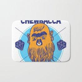 Hipster Chewie Bath Mat