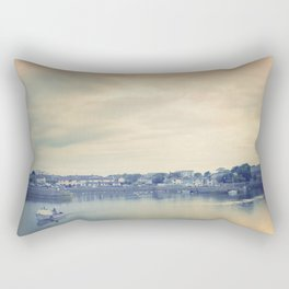 Afternoon in Galway Bay Rectangular Pillow