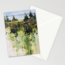 along Sainte Mary's Bay, Nova Scotia Stationery Cards