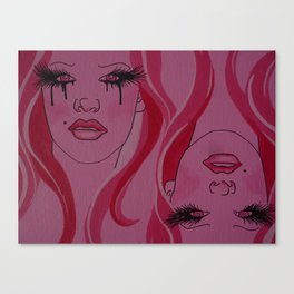twins 2 Canvas Print