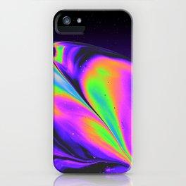 LOW BEAM iPhone Case