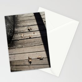 Pensive Autumn Stationery Cards