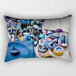 Spinners Rectangular Pillow