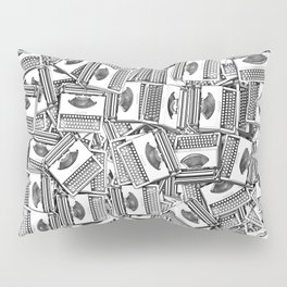 Tell Your Story Pillow Sham