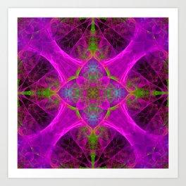 Imaginary Pattern I Art Print